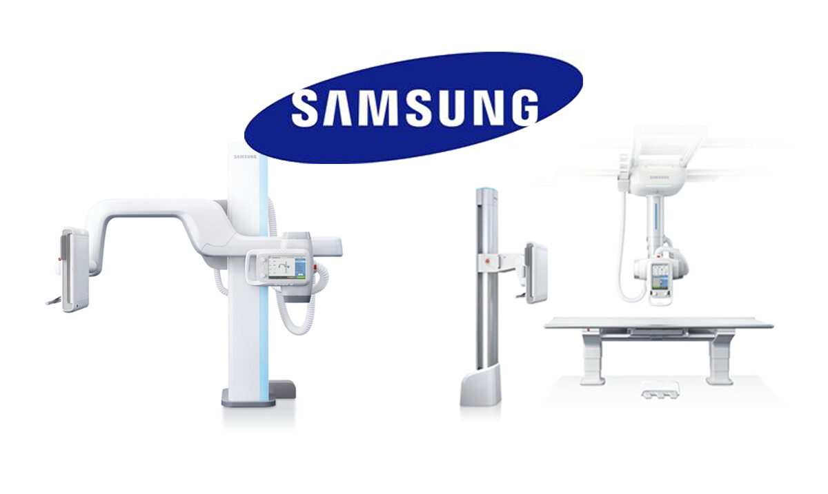 X-ray Visions is the exclusive Samsung Distributor for Mid-Atlantic Region.