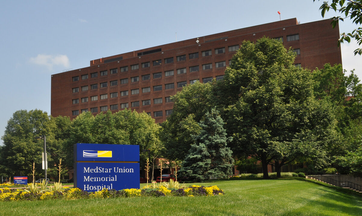 MedStar Union Memorial Hospital Implements Remanufactured GE Portable with Carestream DRX Wireless Detector